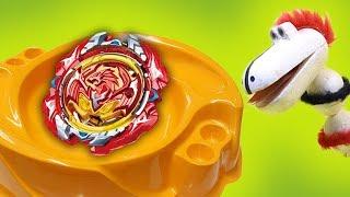 Команда Блейдэров для новой арены! Бейблэйд Феникс! Игрушки для детей. Beyblade - toys for kids