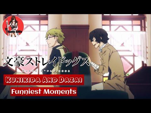 kunikida and Dazai Moments (Dub)