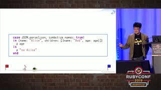 RubyConf 2019 - Opening Keynote - Ruby Progress Report by Yukihiro Matzumoto (Matz)