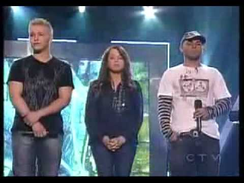 Carly Rae Jepsen Elimination - Canadian Idol Season 5, Top 3