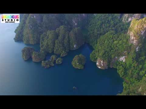 Travel by 4k Phantom 3 Professional