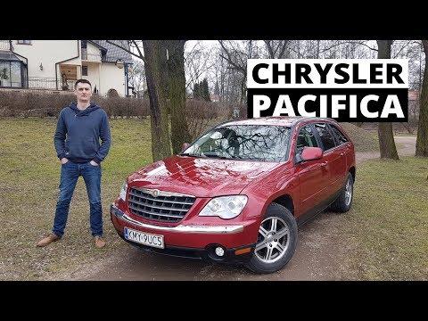 Chrysler Pacifica - ni pies ni wydra