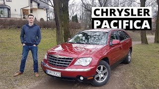 Chrysler Pacifica - ni pies ni wydra