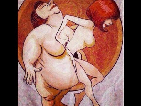 Волшебное упражнение для похудения.