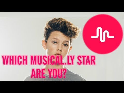 Which MUSICAL.LY star are you?