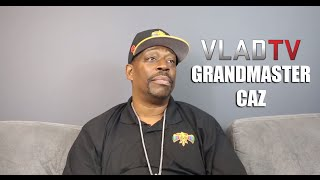 Grandmaster Caz: Gangsta Rap Was Detrimental to Hip-Hop Culture