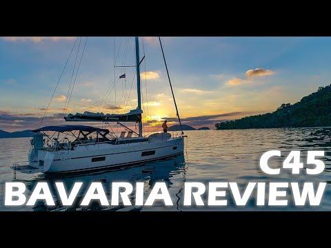 2019 Bavaria C45 Review