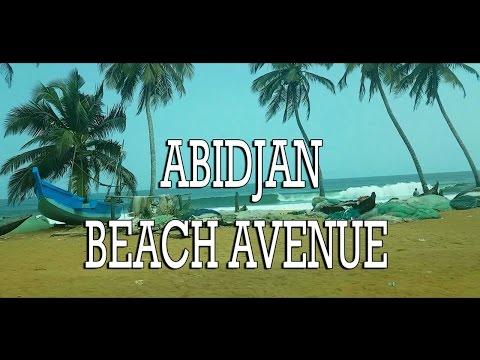 Abidjan Grand Bassam Beach Avenue | Côte d'Ivoire