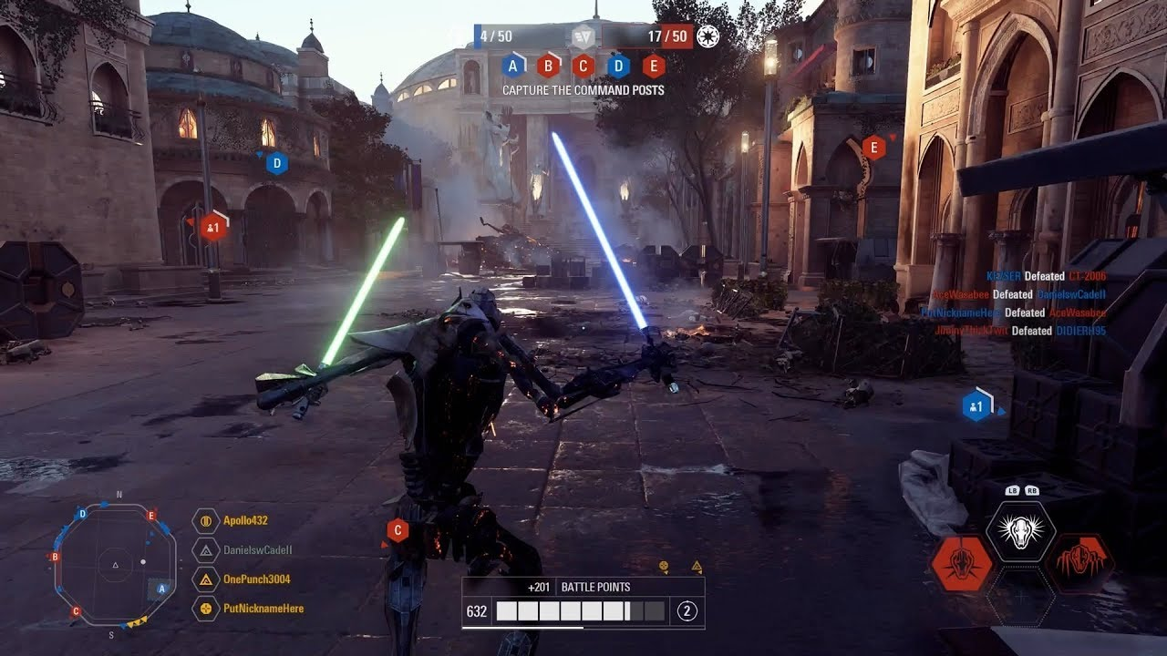 Star Wars Battlefront 2: Capital Supremacy Gameplay (No Commentary ...