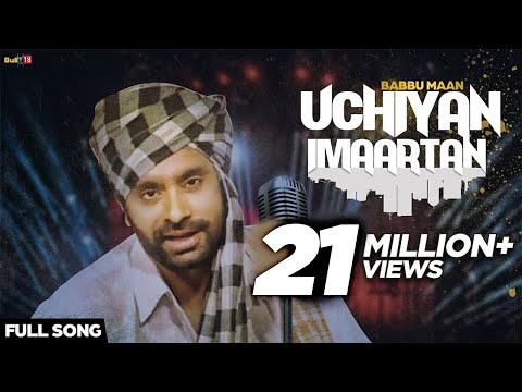 Babbu Maan  Uchiyan Imaartan  Full Audio Sg  Latest Punjabi Sgs Collectis