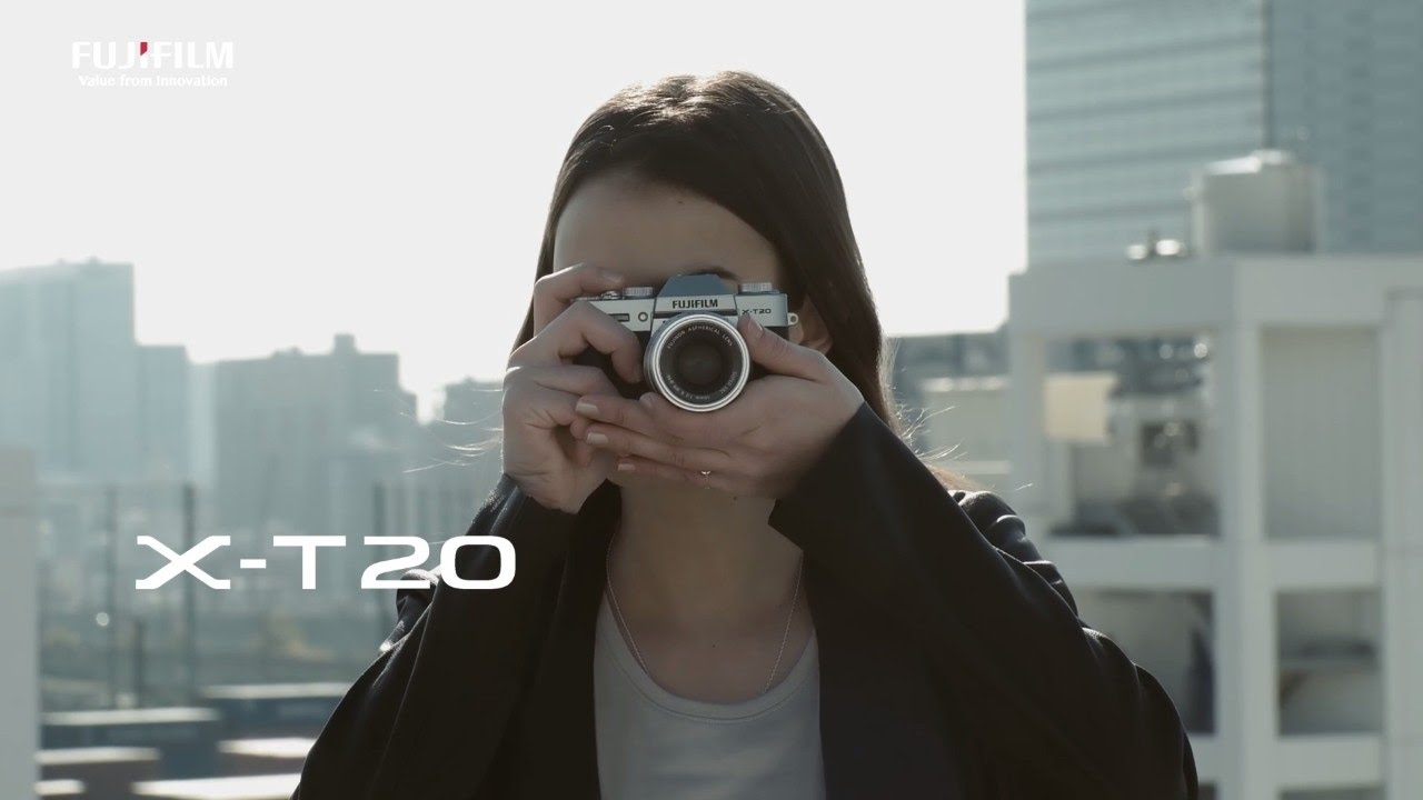 Fujifilm X100F, X-T20 augment X Series with speed and