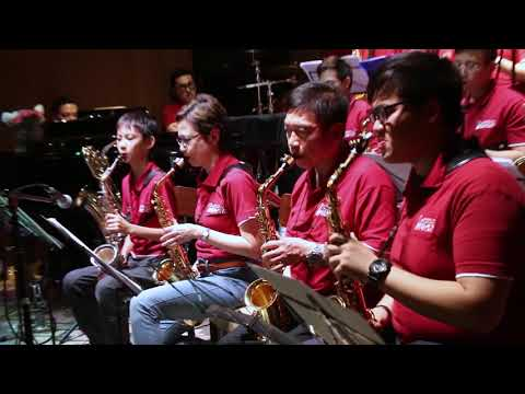 The Moody Mode + Highway Blues -- 師生大樂團 -- Limex Saxophone Jazz Orchestra 171215