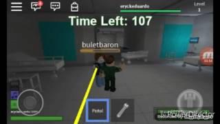 ROBLOX: ATACKBDE ZUMBI!!