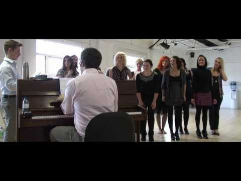 Associated Studios Musical Theatre Course London- Acting and Singing Training and Rehearsal
