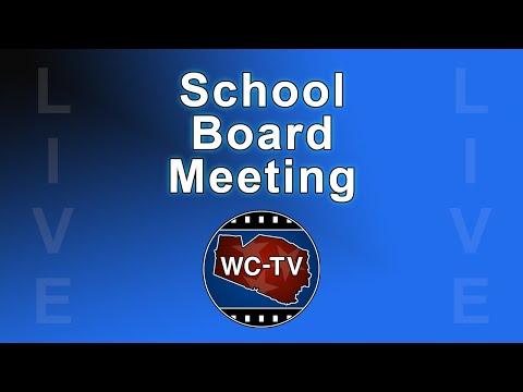 Williamson County Board of Education Meeting - Feb  18, 2019