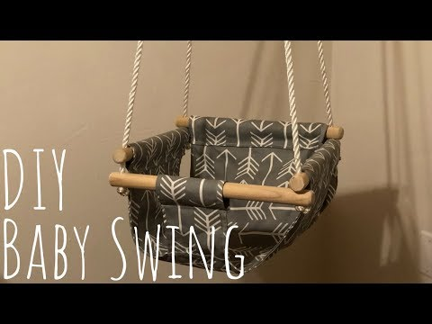 Keeping The Toddler Safe within an Outside Swing