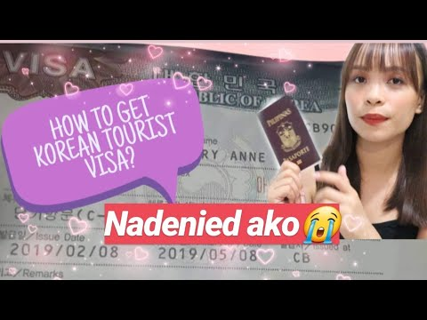 How To Apply Korean Visa In Philippines | My Experience