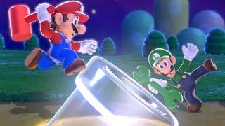 Super Mario 3D World + Bowser's Fury Walkthrough - Part 1 - World 1