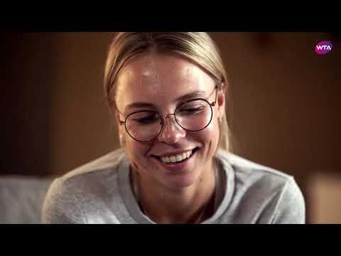 Anett Kontaveit   My Story