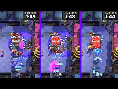 Freeze Is Broken! 12-0 In Grand Challenge In Clash Royale