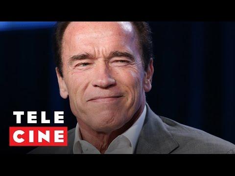 Telecine   Entrevista   Arnold Schwarzenegger