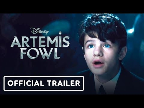 Кримінальні генії та ельфи у новому трейлері фільму «Артеміс Фаул»
