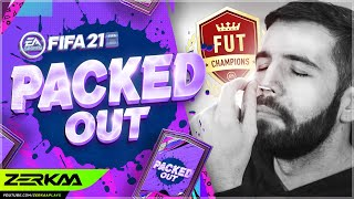 FUT CHAMPS But I'm Really Ill... (Packed Out #56) (FIFA 21 Ultimate Team)