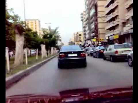 In the streets of Tripoli-Lebanon