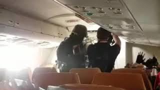 ТУ154 Спасти любой ценой. Захват самолета.