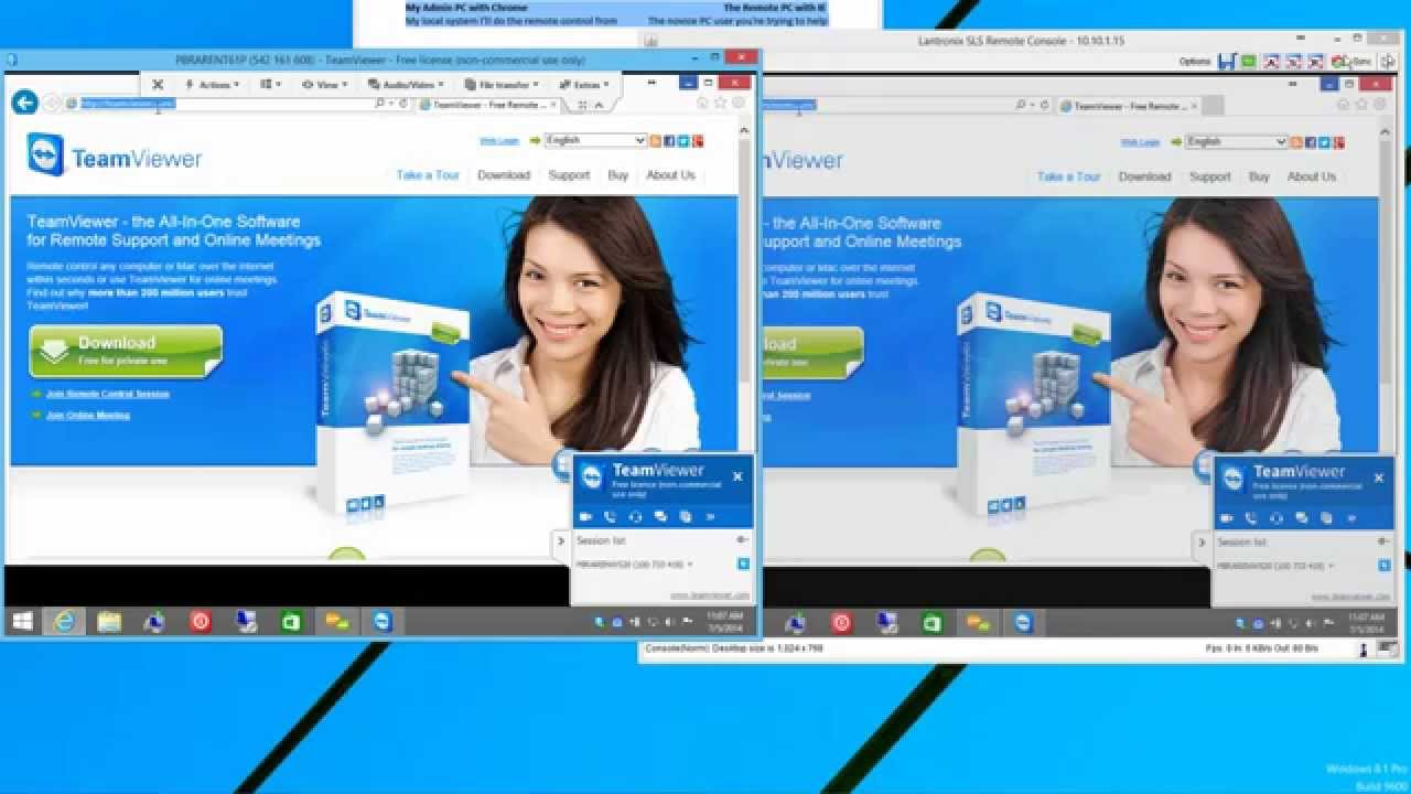 How to migrate a remote PC from LogMeIn to TeamViewer Collaborative Remote  Control