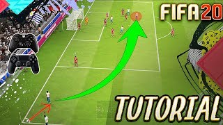 FIFA 20 EASY TO LEARN AND VERY EFFECTIVE METHOD TO SCORE GOALS FROM CORNER KICKS - FIFA 20 TUTORIAL