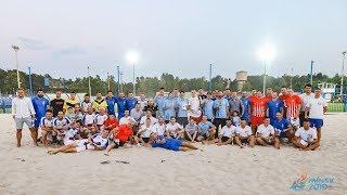Старт проекта «Bright Team»  и «Bright Beach Soccer» прошел на ура!