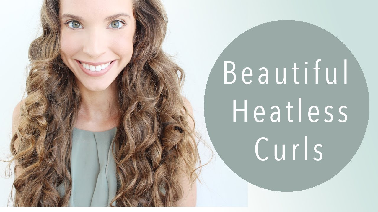 No Heat Hair Care 10 Tips To Style Add Volume And Stop Frizz