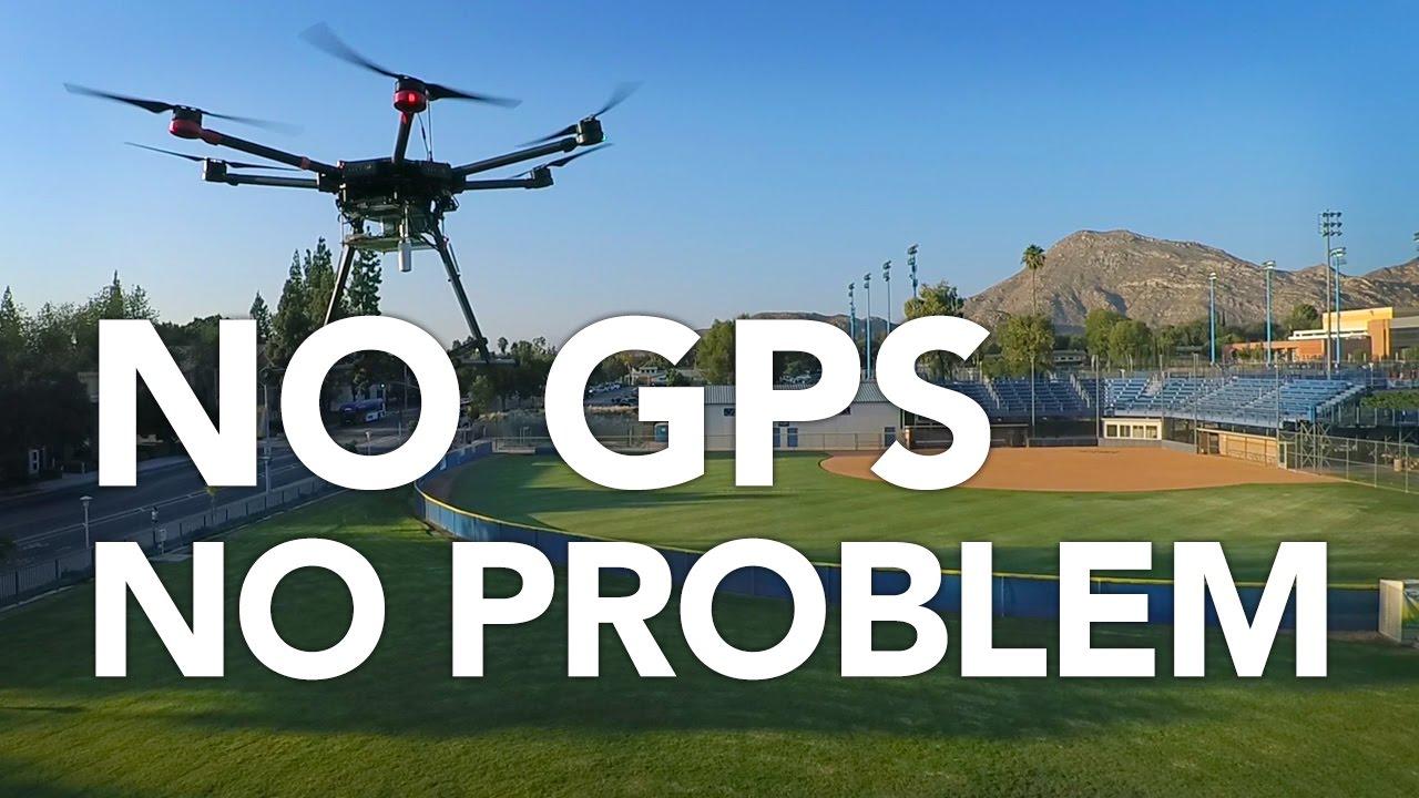 No GPS No Problem
