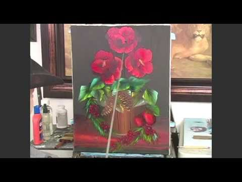 Deb Adams Loves Darrell Crow – Testimonial for 'How to Paint' Tutorials