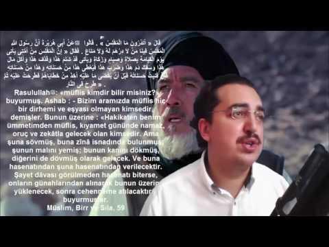 🌍🕋🌷🤔😢Hz.Muhammedﷺ : Gerçek iflas eden kimdir biliyor musunuz? (Tıkla izle 30 sn)