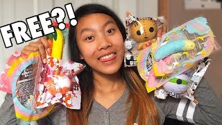 FREE SQUISHIES!! BIGGEST SQUISHY GIVEAWAY EVER!! *Open*