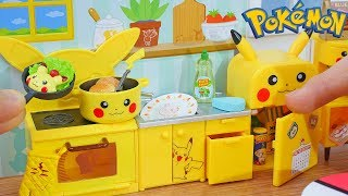 Re-Ment Miniature Pikachu Kitchen
