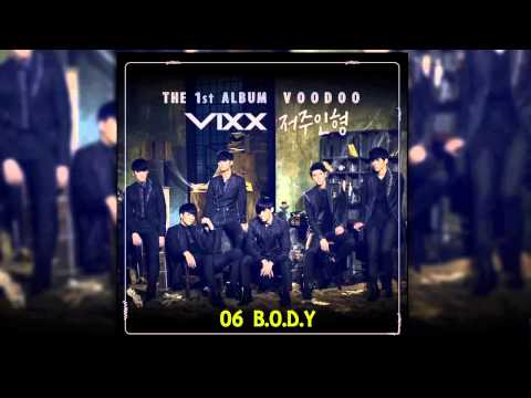 "[FULL ALBUM] VIXX ""VOODOO"" [1st Album]"