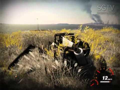 Прохождение Frontlines Fuel of War #1