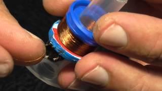 фонарик из шприца работающий без батареек