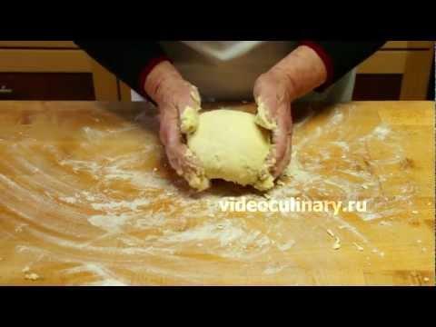 Слоёное тесто на сметане - Рецепт Бабушки Эммы
