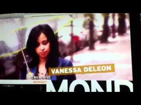 Vanessa to the rescue & Pix 11