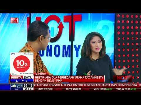 Hot Economy: Tax Amnesty Masih Berlanjut? #1