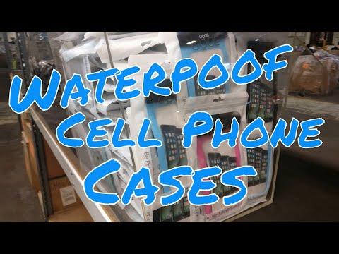 Case Packs of OQOE Universal Waterproof Cases