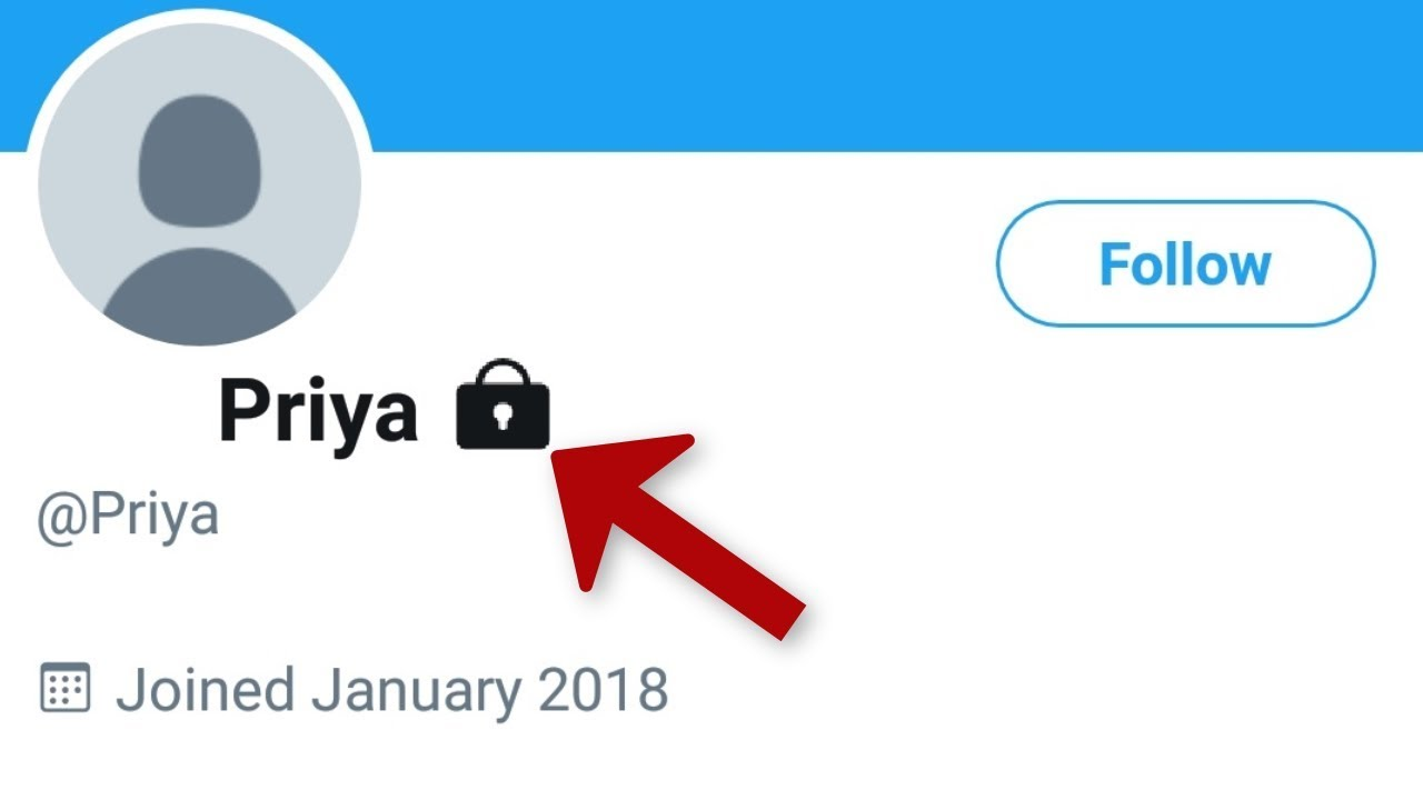 How To Make Your Twitter Account Private Mode In Android And Ios