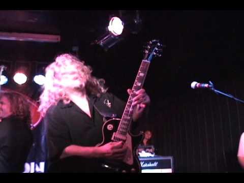 Frank Hannon Band,Jeff Watson-Don't Tell Me You Love Me-Orangevale,Ca 12-19-09