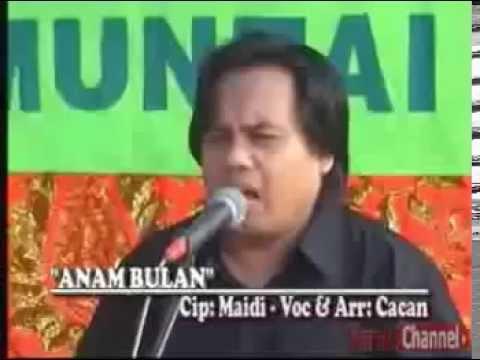 Lagu Banjar ANAM BULAN - CACAN