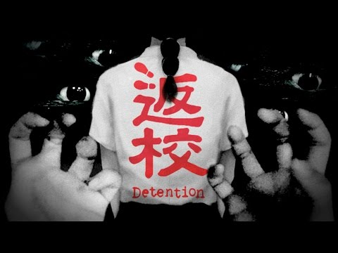 THIS GIRL IS BAD NEWS - Detention 返校 Gameplay Walkthrough ALL ENDINGS (Taiwanese Horror)