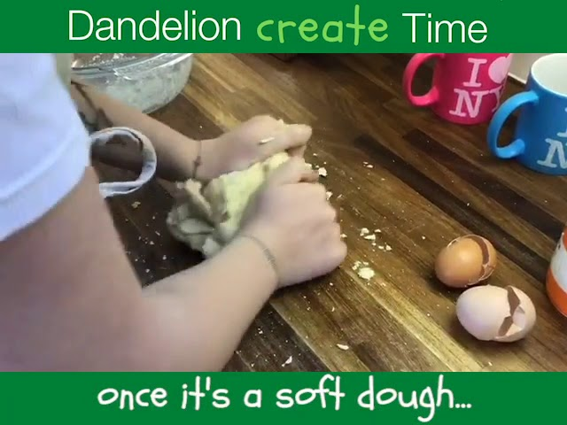 Dandelion Create Time | Scones